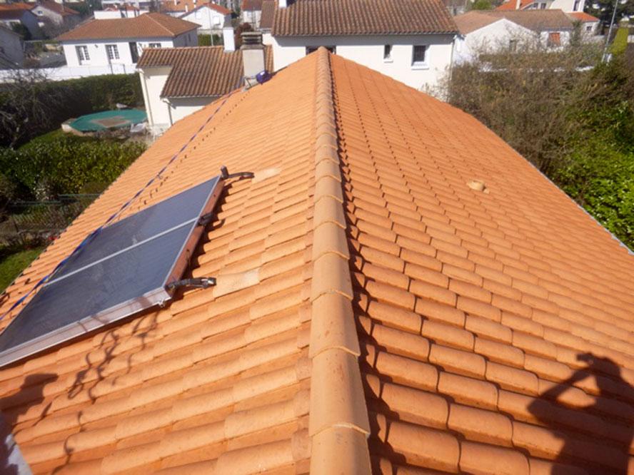 Nettoyage toiture et façade - Galerie photos - CALLISTO System